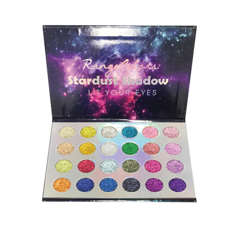 24 Colors Glitter Ey